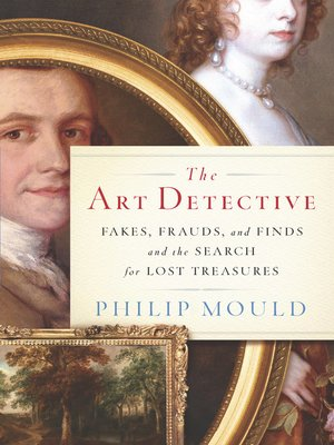 cover image of The Art Detective