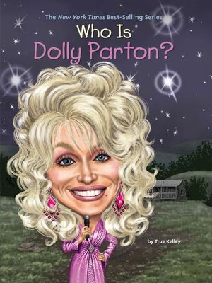 cover image of Who Is Dolly Parton?