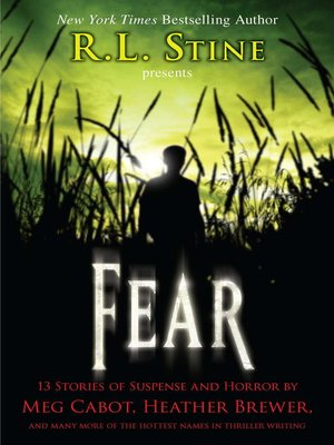 cover image of Fear: 13 Stories of Suspense and Horror