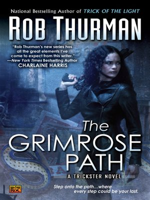 cover image of The Grimrose Path