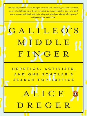 cover image of Galileo's Middle Finger