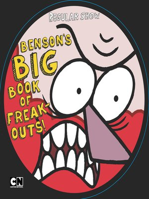 cover image of Benson's Big Book of Freak-Outs