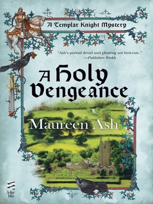 cover image of A Holy Vengeance