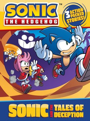 cover image of Sonic and the Tales of Deception