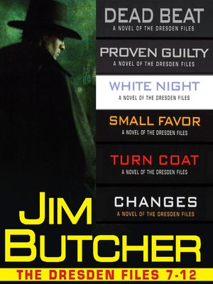 cover image of The Dresden Files Collection 7-12