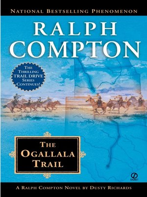 cover image of The Ogallala Trail