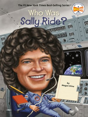 cover image of Who Was Sally Ride?