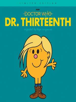 cover image of Dr. Thirteenth