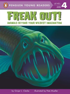 cover image of Freak Out!