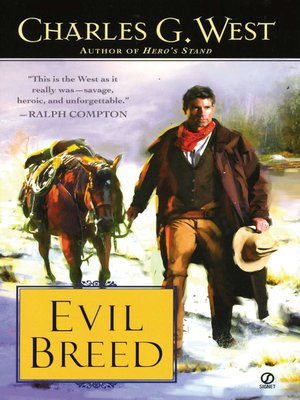 cover image of Evil Breed