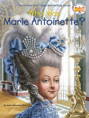 cover image of Who Was Marie Antoinette?