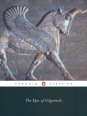 cover image of The Epic of Gilgamesh