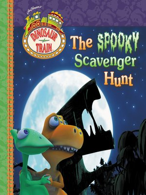 cover image of The Spooky Scavenger Hunt