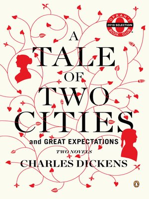 cover image of A Tale of Two Cities and Great Expectations (Oprah's Book Club)