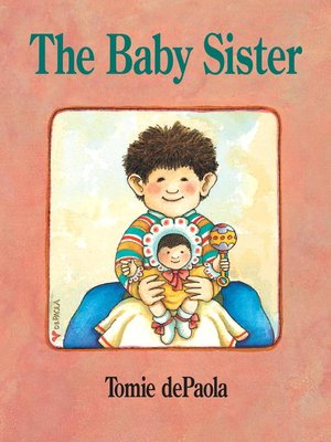cover image of The Baby Sister