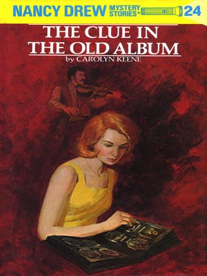 cover image of The Clue in the Old Album