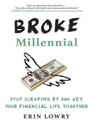 cover image of Broke Millennial