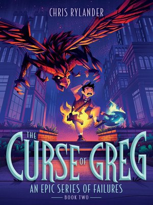 cover image of The Curse of Greg