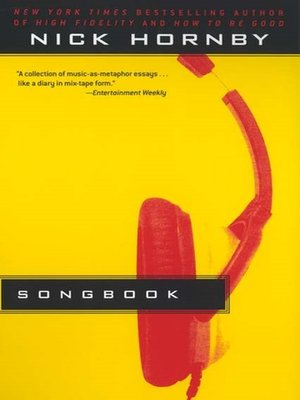 cover image of Songbook