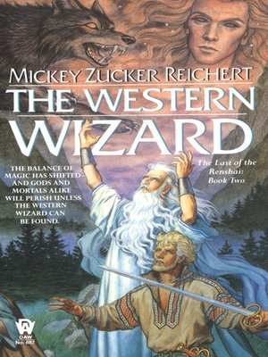 cover image of The Western Wizard
