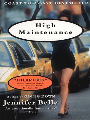 cover image of High Maintenance
