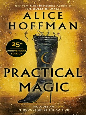 Image result for practical magic book