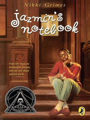 cover image of Jazmin's Notebook
