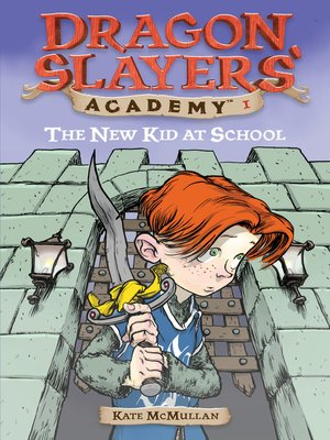 cover image of The New Kid at School