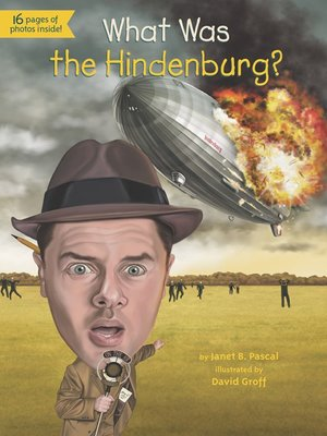 cover image of What Was the Hindenburg?