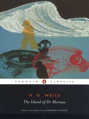 cover image of The Island of Dr Moreau