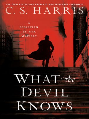 cover image of What the Devil Knows