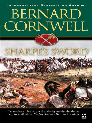 cover image of Sharpe's Sword