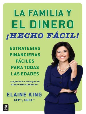 cover image of La familia y el dinero Hecho facil!