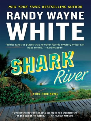 cover image of Shark River