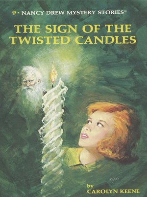 cover image of The Sign of the Twisted Candles