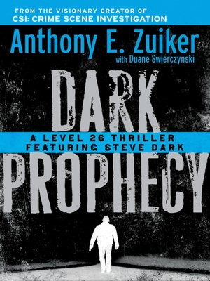 cover image of Dark Prophecy