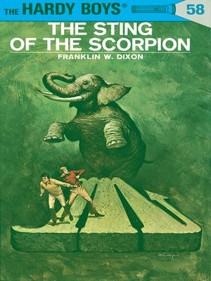 cover image of The Sting of the Scorpion