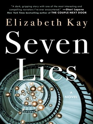 cover image of Seven Lies