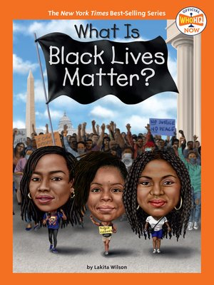 cover image of What Is Black Lives Matter?