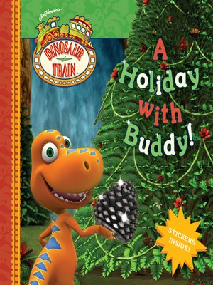 cover image of A Holiday with Buddy!