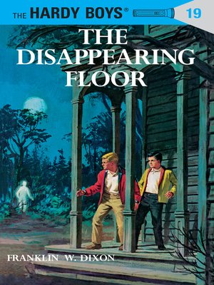 cover image of The Disappearing Floor
