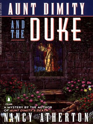 cover image of Aunt Dimity and the Duke