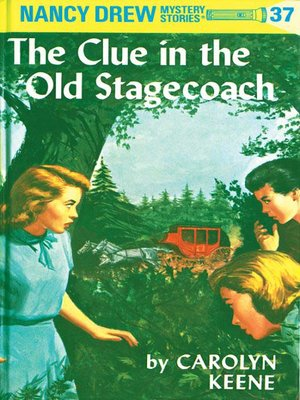 cover image of The Clue in the Old Stagecoach