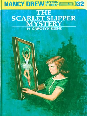 cover image of The Scarlet Slipper Mystery
