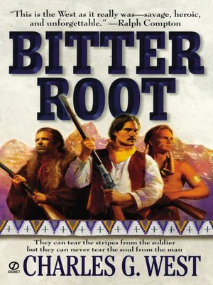 cover image of Bitterroot