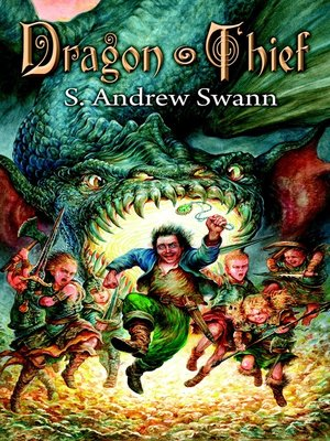 cover image of Dragon Thief