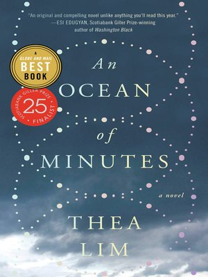 cover image of An Ocean of Minutes