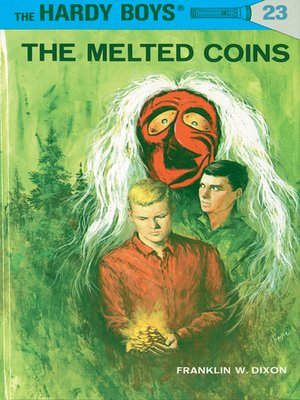 cover image of The Melted Coins