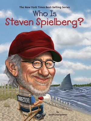 cover image of Who Is Steven Spielberg?