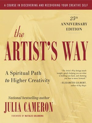 cover image of The Artist's Way